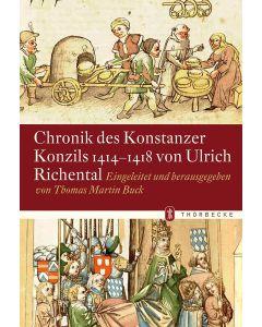 Chronik des Konstanzer Konzils 1414–1418 von Ulrich Richental