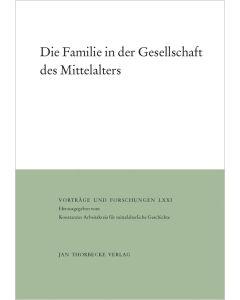 Die Familie in der Gesellschaft des Mittelalters