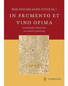 In Frumento et Vino Opima