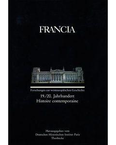 Francia, Band 16/3