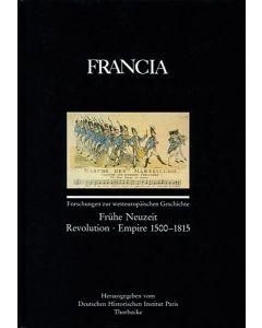 Francia, Band 17/2