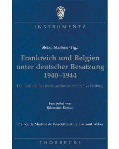 Frankreich und Belgien unter deutscher Besatzung 1940–1944