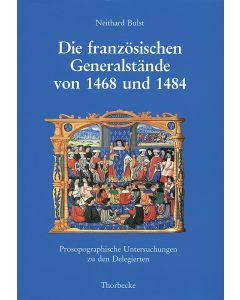 Die französischen Generalstände von 1468 und 1484