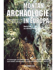 Montanarchäologie in Europa