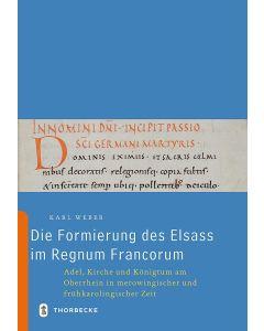 Die Formierung des Elsass im Regnum Francorum