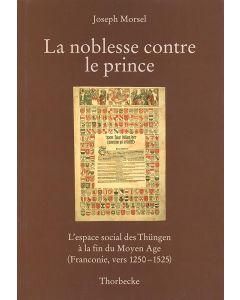 La noblesse contre le prince