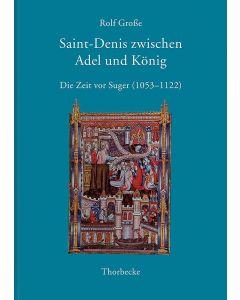 Saint-Denis zwischen Adel und König