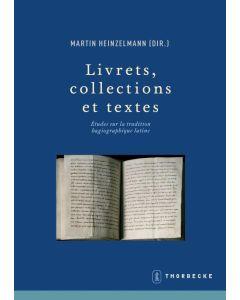 Livrets, collections et textes