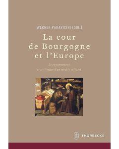 La cour de Bourgogne et l'Europe