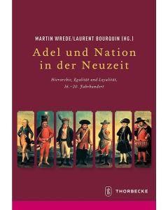 Adel und Nation in der Neuzeit