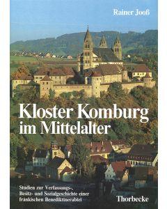 Kloster Komburg im Mittelalter