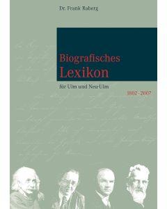 Biografisches Lexikon für Ulm und Neu-Ulm