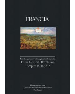 Francia, Band 32/2