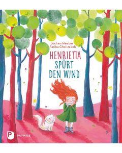 Henrietta spürt den Wind