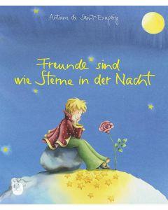 Freunde sind wie Sterne in der Nacht