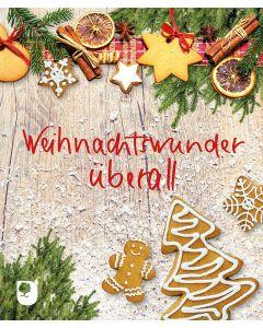 Weihnachtswunder überall