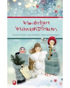 Wunderbare Weihnachtsfrauen