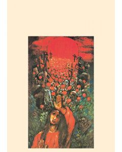 Maria von Magdala am Ostermorgen