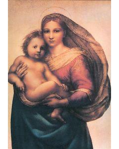 Sixtinische Madonna