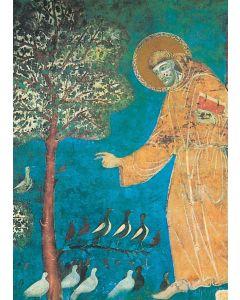 Vogelpredigt des hl. Franziskus