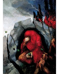 Elija am Horeb