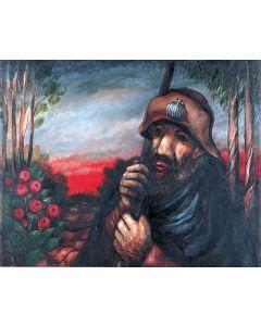 Jakobus als Pilger