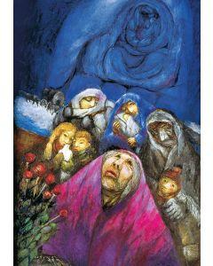 Rahel weint um ihre Kinder (Jer 31)
