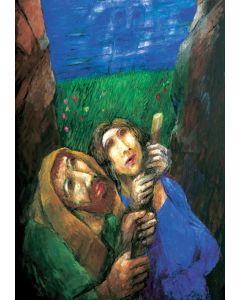Dein Stock und dein Stab. Psalm 23