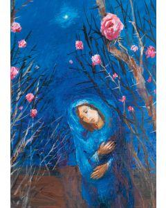 Maria durch ein Dornwald ging