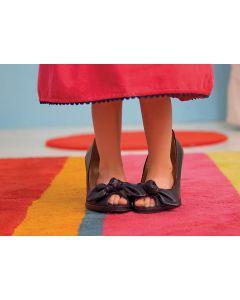 Schuhprobe
