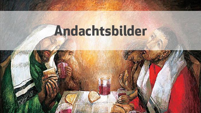 Andachts- und Meditationsbilder mit Bildern von Sieger Köder
