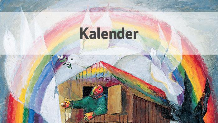 Sieger Köder Kalender