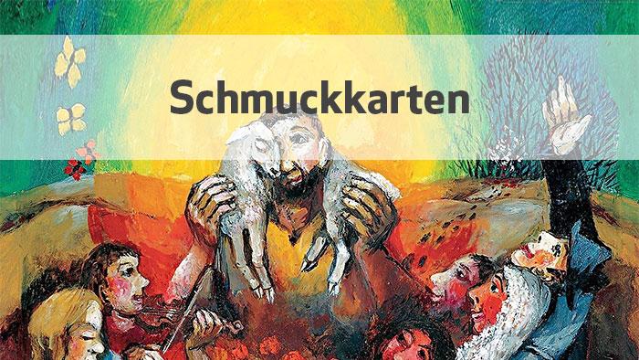 Sieger Köder Schmuckkarten