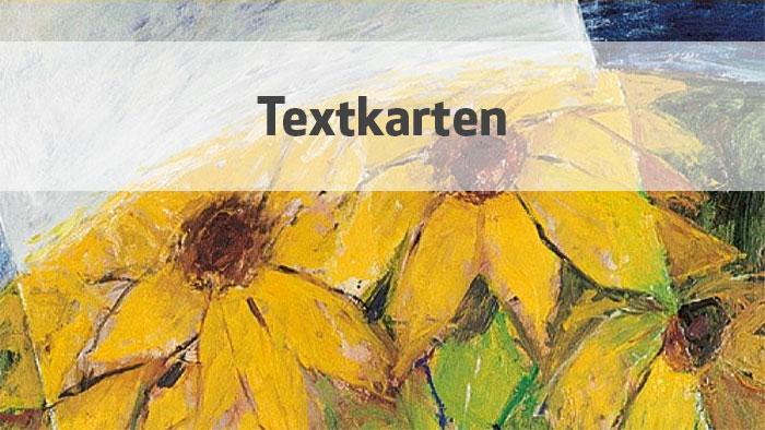Sieger Köder Textkarten