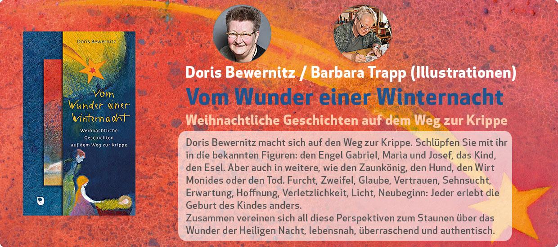 Doris Bewernitz: Vom Wunder einer Winternacht