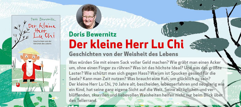 Doris Bewernitz: Der kleine Herr Lu Chi