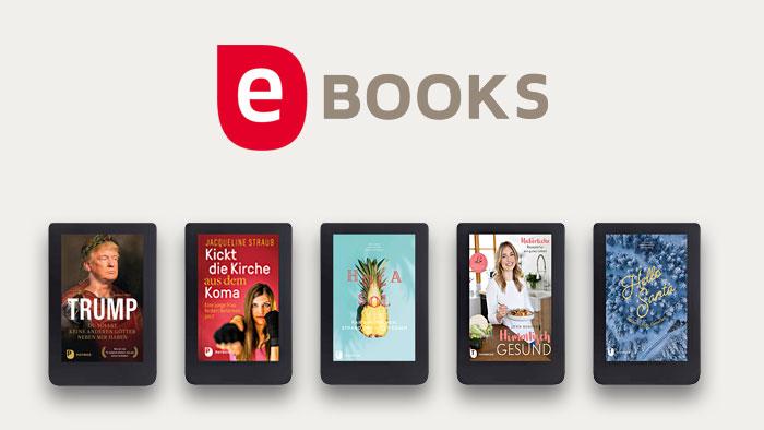 eBooks der Verlagsgruppe Patmos