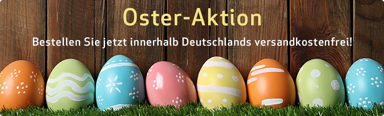 Versandaktion Ostern